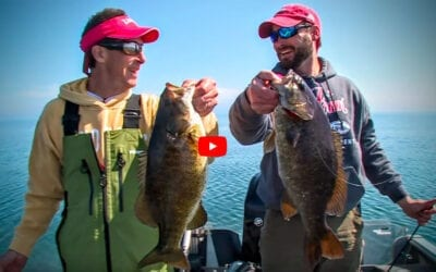 Trolling Smallmouth