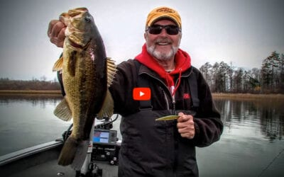 Cold Water Bass Tactics