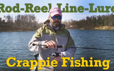 The Best Rod-Reel-Line-Lure for Crappie Fishing Combo